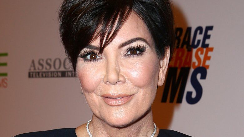 Kris Jenner Without Facetune