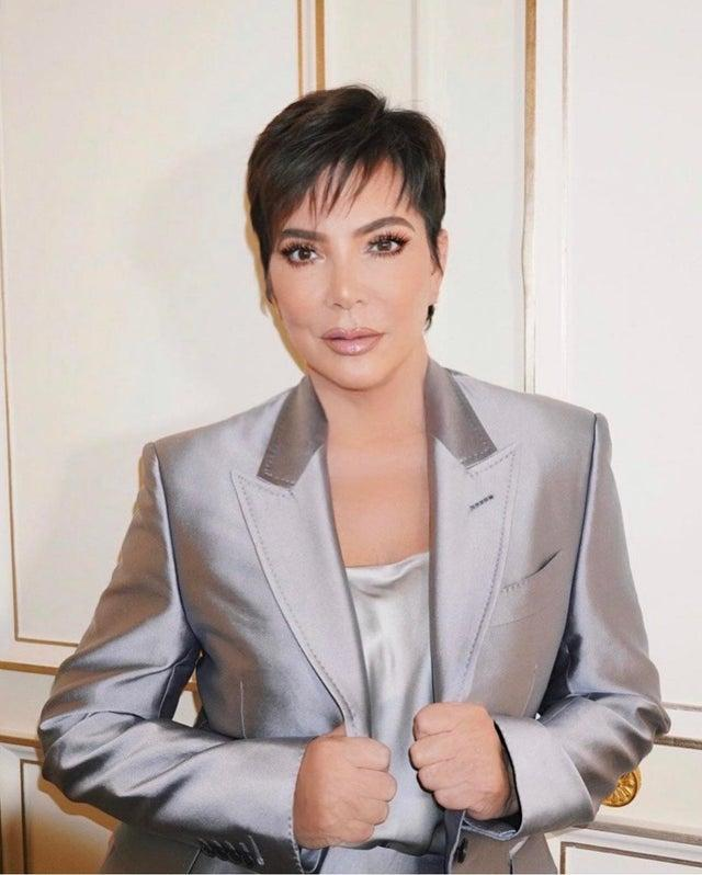 Even the mom KRIS Jenner thinks she can get away with it