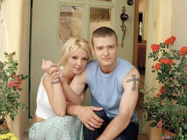 jt and britney spears dating list