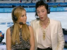 Top Ten Johnny Weir Deserves A Gold Medal in Fashion