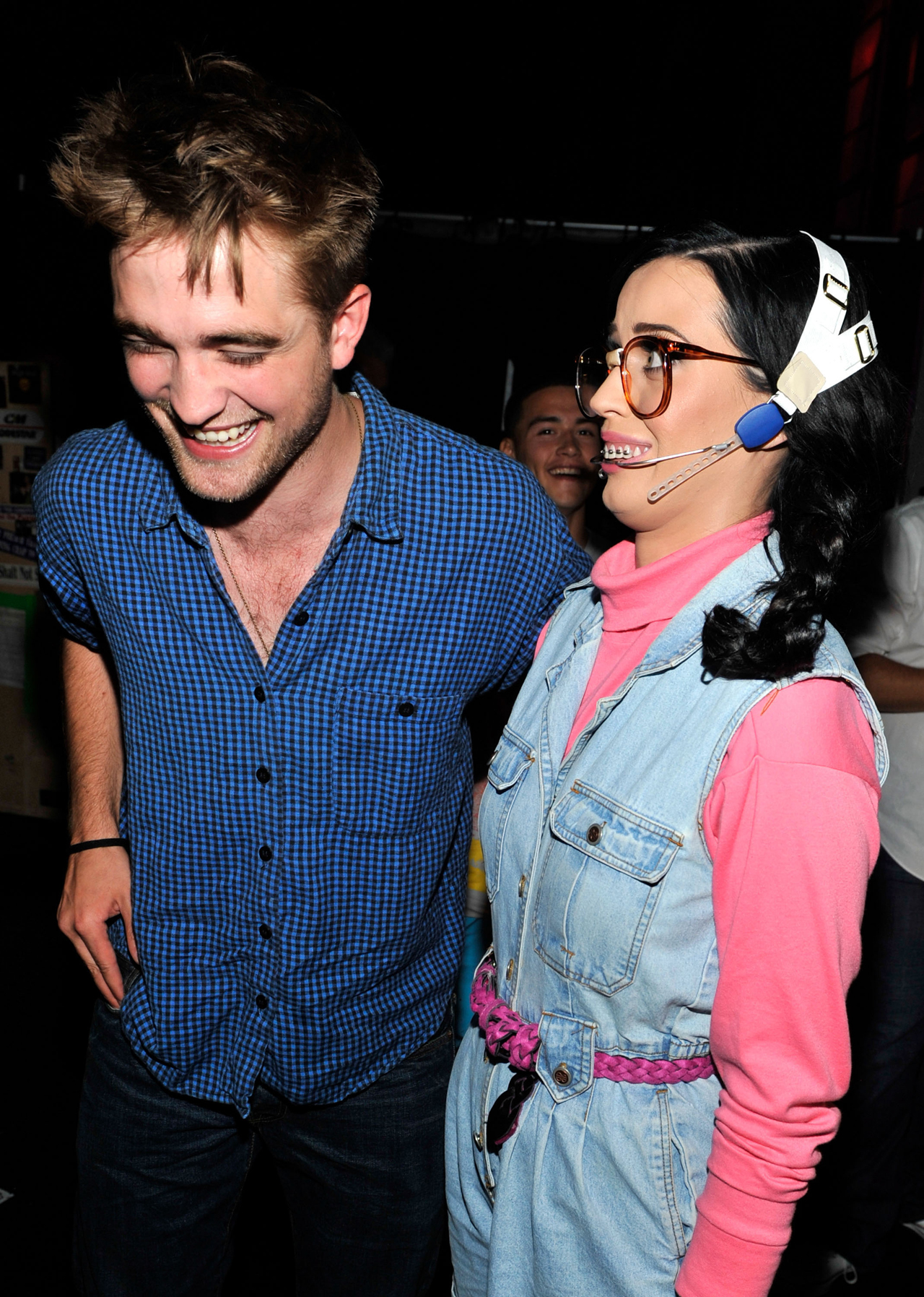 2010 Teen Choice Awards - Backstage And Audience