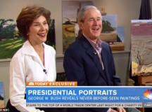 Top Ten George W. Bush is a Decent Artist