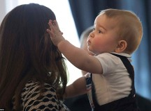Top Ten F***s Prince George Forgot to Give