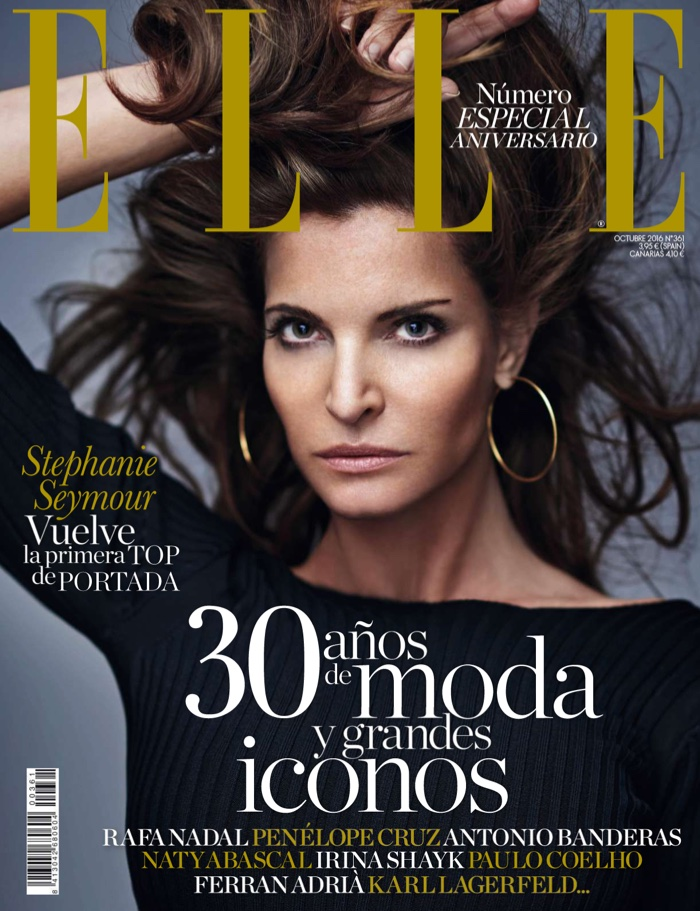 Stephanie-Seymour-ELLE-Spain-October-2016-Cover-Editorial01