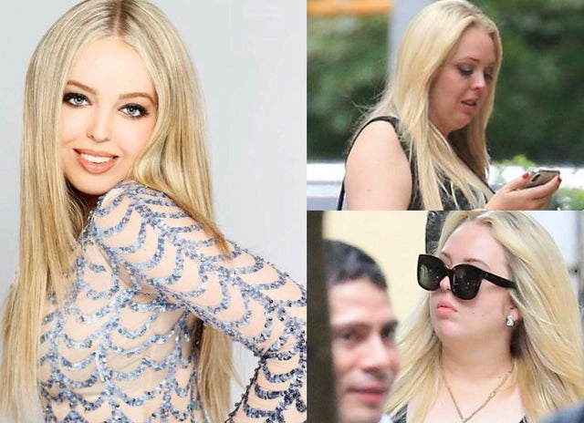 Facetune Olympics Tiffany Trump